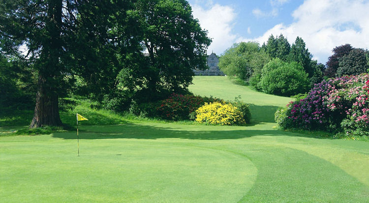 Fingle Glen Golf Club