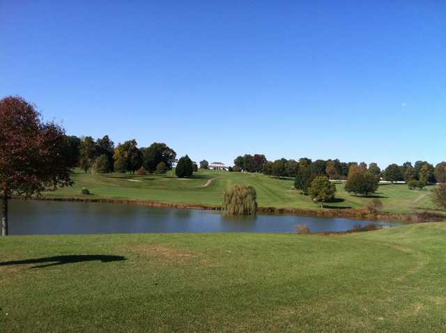 Forest Downs Golf Club