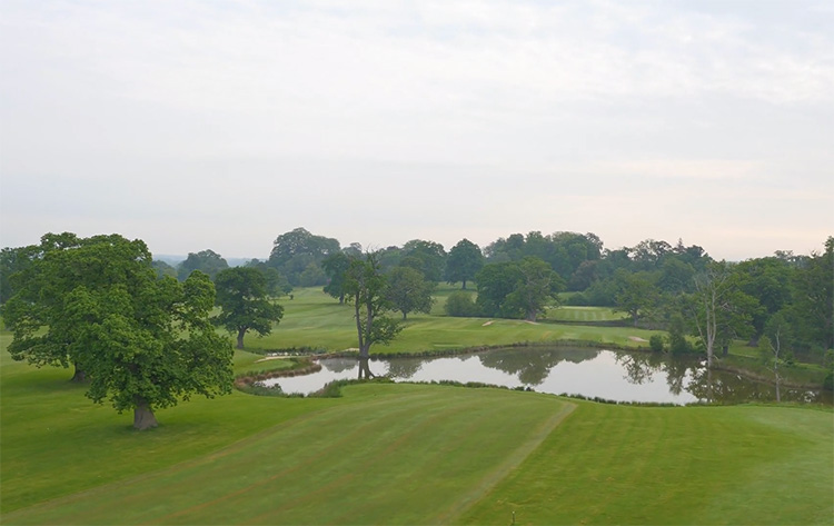 Henlle Park Golf Club