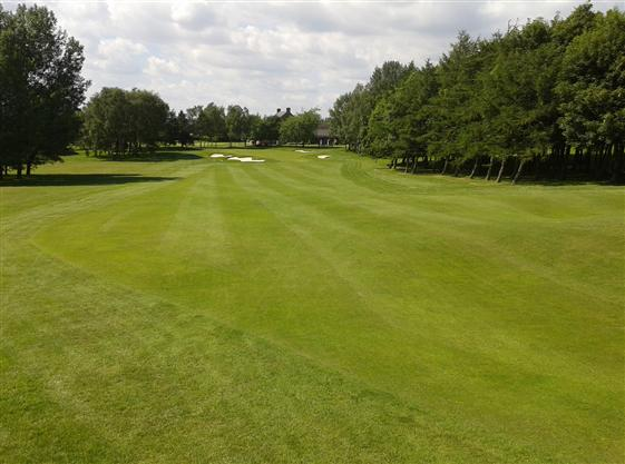 Howley Hall Golf Club