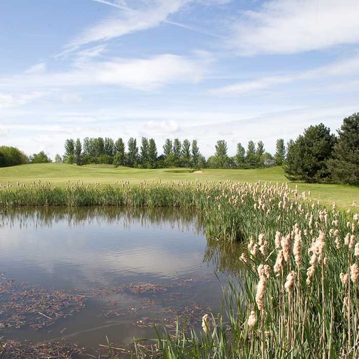Hurlston Hall Golf Club