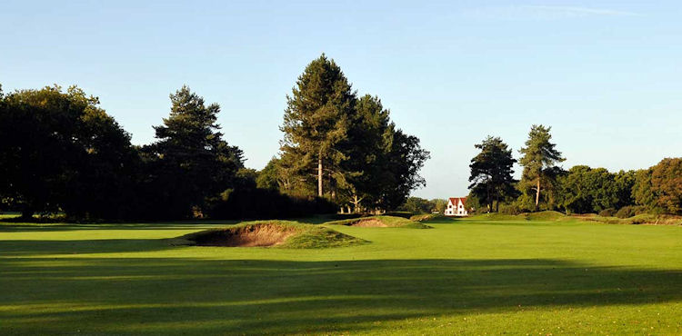 Ipswich  (Purdis Heath) Golf Club
