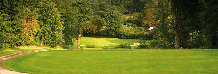 Mannings Heath Golf Club <br>The Waterfall