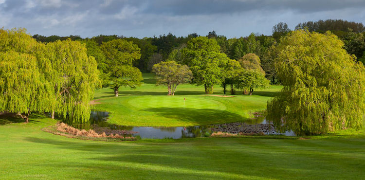 Marriott Meon Valley Golf & Country Club