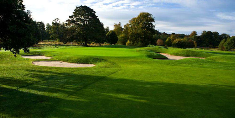 Mottram Hall Golf Centre
