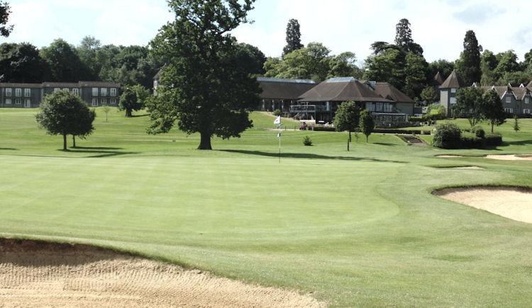 Overstone Park Golf Club