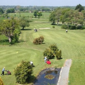 Parley Golf Centre