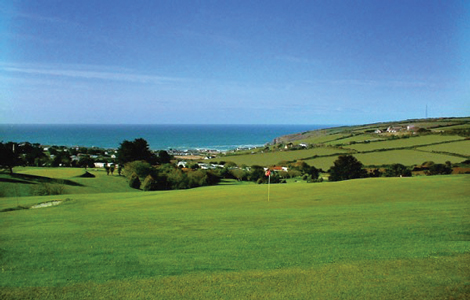 Praa Sands Golf Club