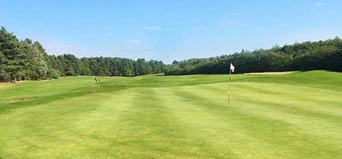 Priors Hall Golf Club