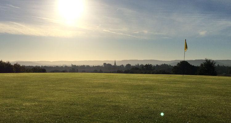 Rodway Hill Golf Club
