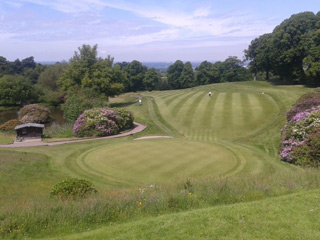Shrigley Hall Golf & Country Club