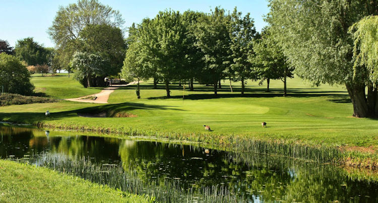 John O Gaunt Golf Club Bedfordshire English Golf Courses
