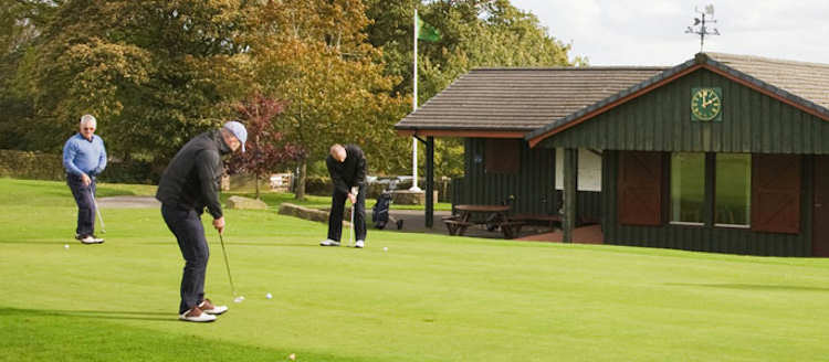 Stonyhurst Park Golf Club