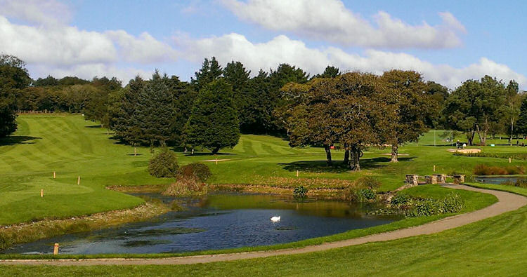 Tehidy Park Golf Club