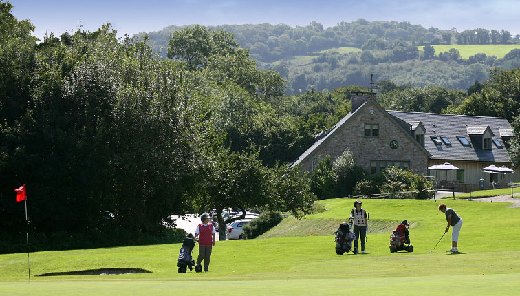 Teign Valley Golf Club