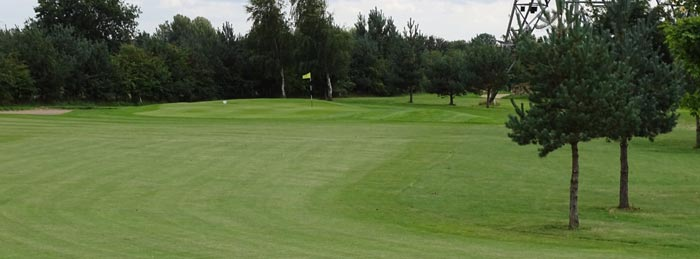 Thorpe Park Golf Club