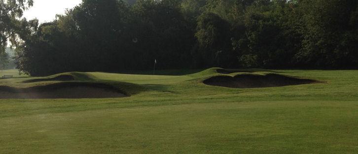 Tyrrells Wood Golf Club