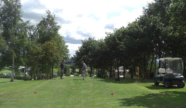 Welsh Border (Bulthy) Golf Club