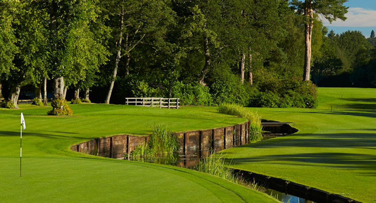 Queenwood Golf Club Surrey English Golf Courses