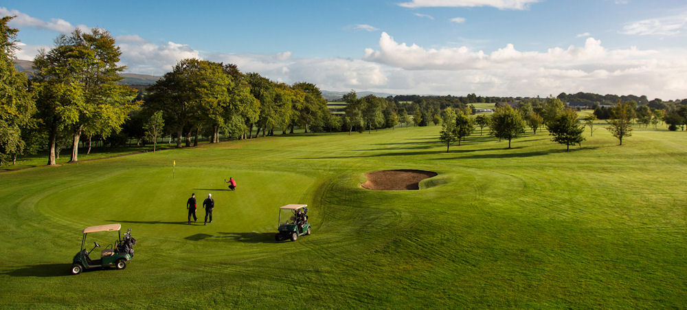 Foyle International Golf Centre - Woodlands