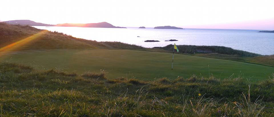 View Golf Courses in North West :: Irish Golf Courses Donegal Golf Courses Map on