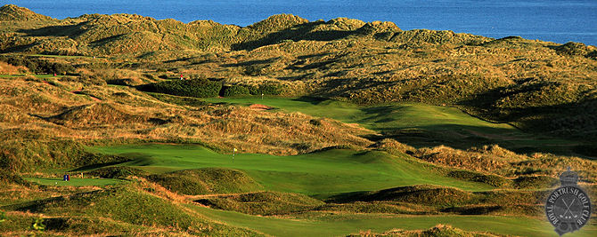 Royal Portrush - Valley Links