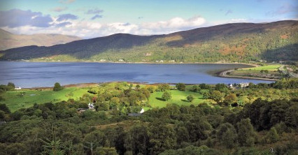 The Dragons Tooth Golf Course, Ballachulish