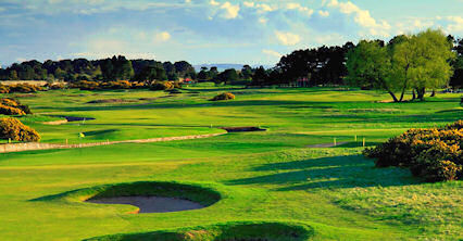 Carnoustie, Burnside Course