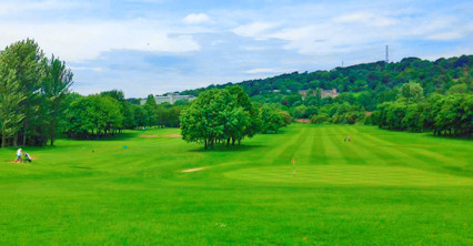 Carrick Knowe Golf Course