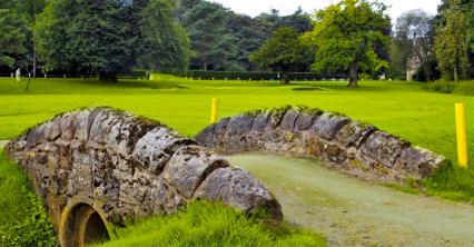 Cawder, Cawder Golf Club