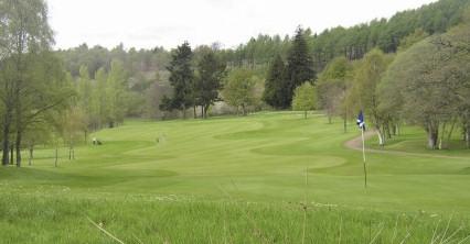 Crieff, Dornock Golf Club