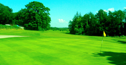 Dalziel Park Golf Club