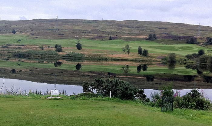 Greenock, Whinhill Golf Club