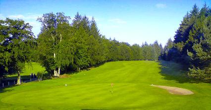 Hazlehead Pines Golf Course