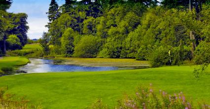 Letham Grange, Old Golf Club
