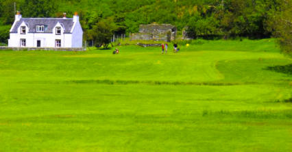 Lochranza Golf Club