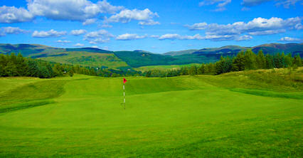 Moffat Golf Club