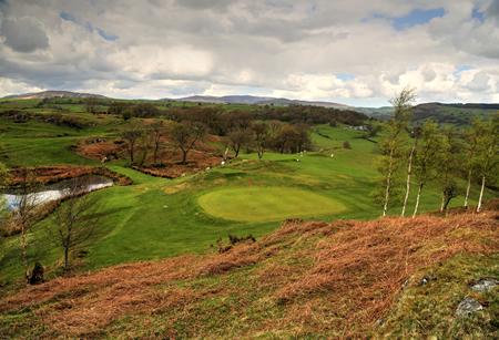 Clwb Golff Y Bala : Bala Golf Club.
