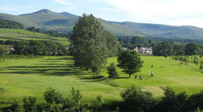 Brecon Golf Club