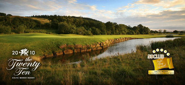 Celtic Manor Resort, Twenty Ten Course