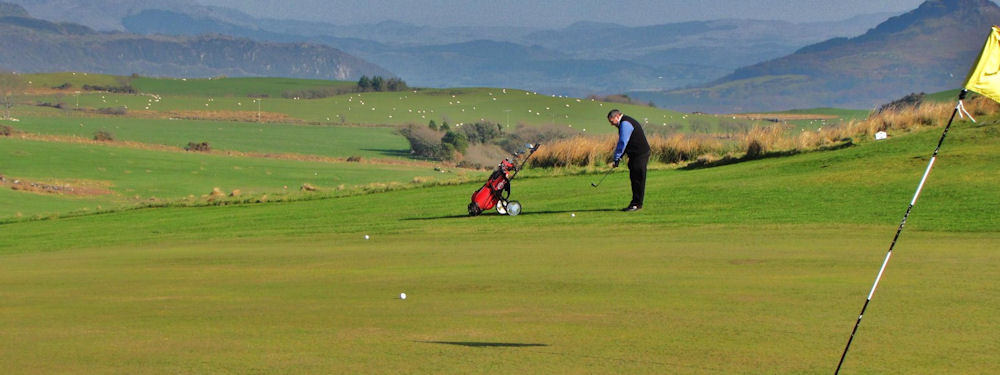 Criccieth Golf Club