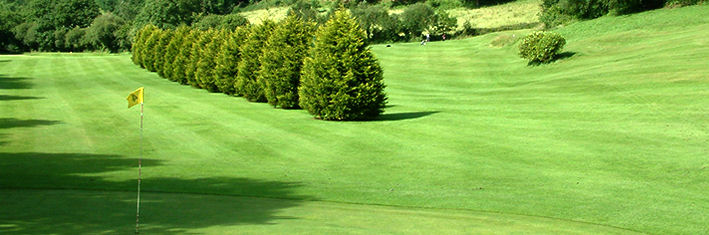 Cwmrhydneuadd Golf Club