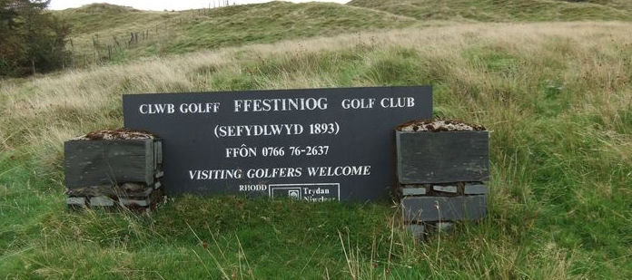 Ffestiniog Golf Club (Closed)