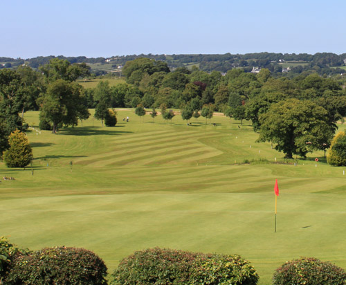 Henllys Hall Golf Club