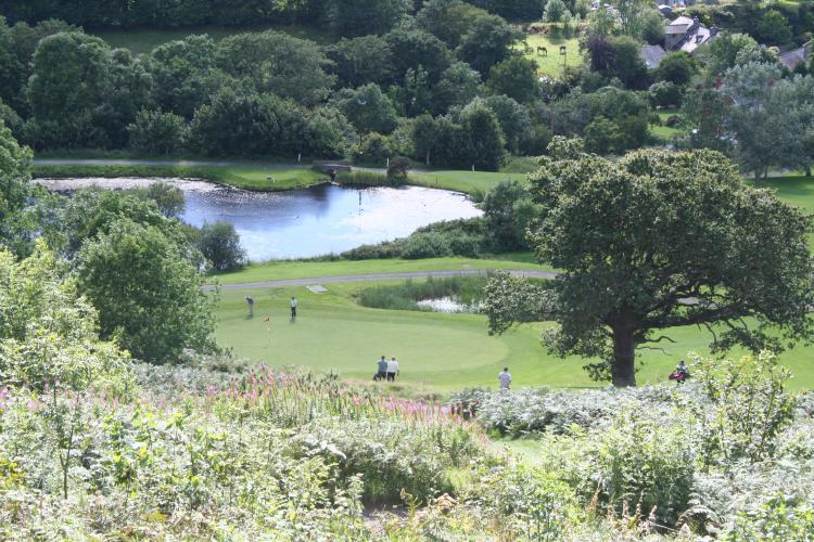 Penrhyn Golf Complex Golf Club